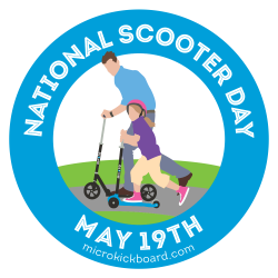 National Scooter Day Helmet Giveaway by Micro Kickboard | Newswire