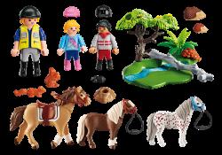 Playmobil Country Horseback Ride 6947|Horse Toys|Playmobil ...