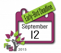 FGS Voice: FGS 2015 Special Early-Bird Pricing Ends September 12