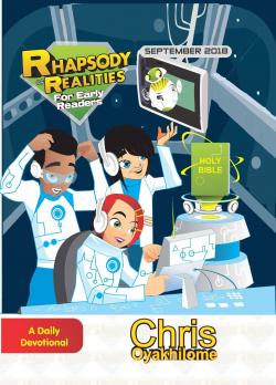 Rhapsody of Realities for Early Readers: September 2018 Edition ebook by  Chris Oyakhilome - Rakuten Kobo