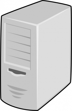 Server Clipart