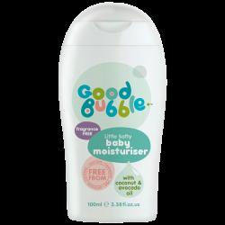 Little Softy Fragrance Free Moisturiser 100ml - Good Bubble