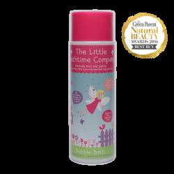 Bubble bath and shampoo for Children. The Little Bathtime Company