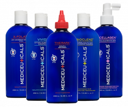 Mediceuticals® - Beautiful hair starts with a health scalp.