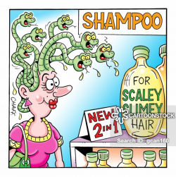 Greasy Hair Cartoons and Comics - funny pictures from ...