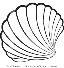 Shell Clipart Illustration | Art | Pinterest | Shell, Illustrations ...