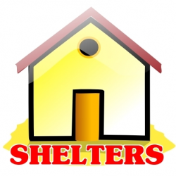 Homeless Shelter Clipart