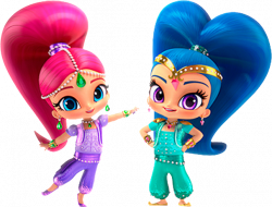 Shimmer and Shine [Season 2] - Shimmer and Shine by FigyaLova on ...