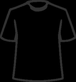 Clipart - simple shirt