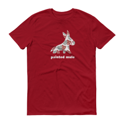 Theater T-shirt - Painted Mule