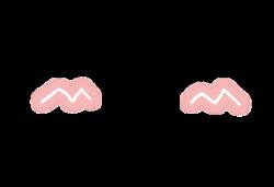 blush blushing cute art cuteness pink emotions shy stic...