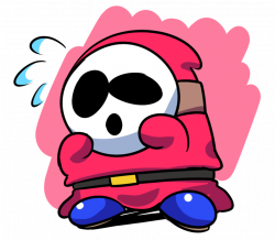 The Fun of Drawing - Shy Guy by SrPelo on DeviantArt