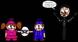 Mask Please! by Kriztian-Draws on DeviantArt