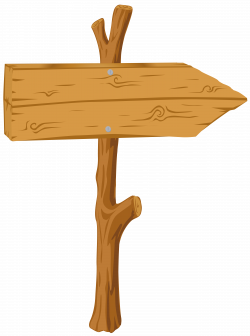 Wooden Sign Transparent PNG Clip Art Image | Gallery Yopriceville ...