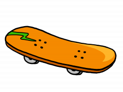 Skateboard Clipart | Clipart Panda - Free Clipart Images