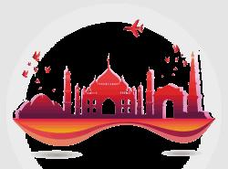 India Tourism Euclidean vector Skyline - Vector India City 1500*1113 ...