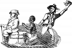 African American Slave - Encode clipart to Base64