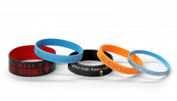 Stop Human Trafficking Wristbands to Raise Awareness