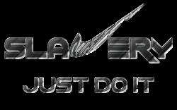 Clipart - Slavery Just Do It No Logo