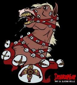 Drawcember Day 18- Sleigh Bells by TransformNightMare on DeviantArt