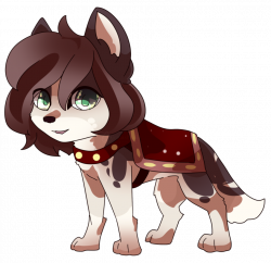 Sleigh Dog Auction [CLOSED] by CynicalAdopts on DeviantArt