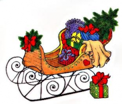 Free Winter Sleigh Cliparts, Download Free Clip Art, Free ...