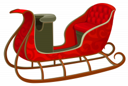 28+ Collection of Red Sled Clipart | High quality, free cliparts ...