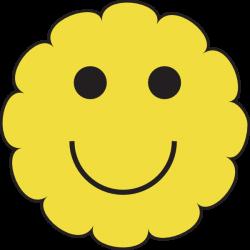 Sunny Smiley Face Clip Art at Clker.com - vector clip art online ...