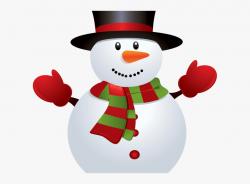 Snowman Clipart - Christmas Snowman Clipart #1388114 - Free ...