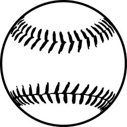free softball clipart 23 best softball images on pinterest softball ...