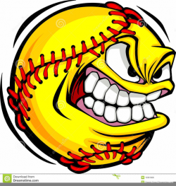 Free Flaming Softball Clipart | Free Images at Clker.com - vector ...