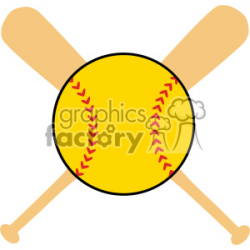 softball svg cut file clipart. Royalty-free clipart # 403745