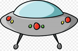 Unidentified flying object Alien abduction Clip art - Spaceship ...
