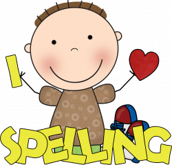 Free Clipart For Spelling | crafts and activities for Kids ...