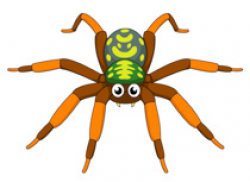 Free Spider Clipart - Clip Art Pictures - Graphics - Illustrations