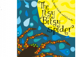 Rebecca Emberley: Two Little Birds & and Itsy Bitsy Spider