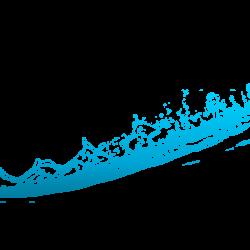 Fondo De Agua Splash Clipart, Dibujos Animados De Agua PNG, Agua De ...