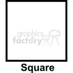 Royalty-Free geometry square clip art graphics images 392528 vector ...