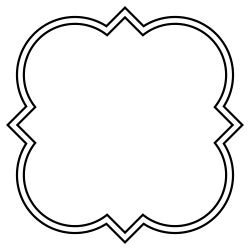 File:Quatrefoil-Architectural-Square.svg - Wikimedia Commons