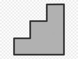 3 Step Stairs Cartoon Clipart (#90021) - PinClipart