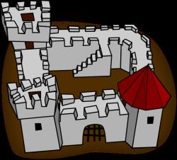 Role Playing Map Castle Clip Art at Clker.com - vector clip art ...