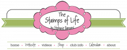The Stamps of Life with Stephanie Barnard
