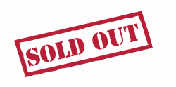 Sold Out PNG Transparent Free Images | PNG Only