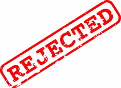 red rejected stamp png - Free PNG Images | TOPpng