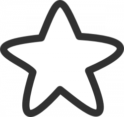 Star Clip Art Black And White | Clipart Panda - Free Clipart Images