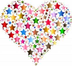colourful stars | colorful stars clipart png - Clipground | facebook ...