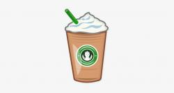 Cup Clipart Frappuccino - Starbucks Emoji Transparent PNG ...