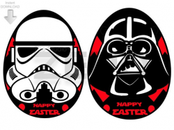 Easter Day, StarWars Clipart, Instant Download, Printable Iron On Transfer  or Use as Clip Art - DIY Disney Shirt
