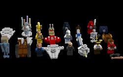 Custom:LEGO Star Wars Advent Calendar (JKaffekimbo) | Brickipedia ...