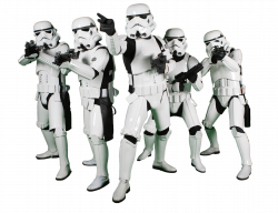Star Troopers Star Wars transparent PNG - StickPNG